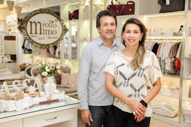 Henrique Zarate e Krysyane Maran Zarate, sócios-proprietários - Foto: Kiko Sierich