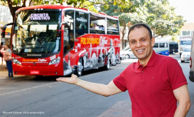 Marcelo Valente, sócio-proprietário - Foto: Kiko Sierich