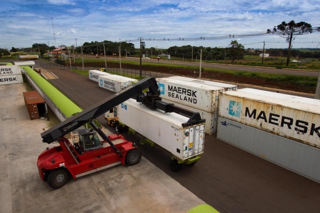 O Oeste do Paraná apresenta possibilidade de implementação e melhoria nos quatro modais de transporte